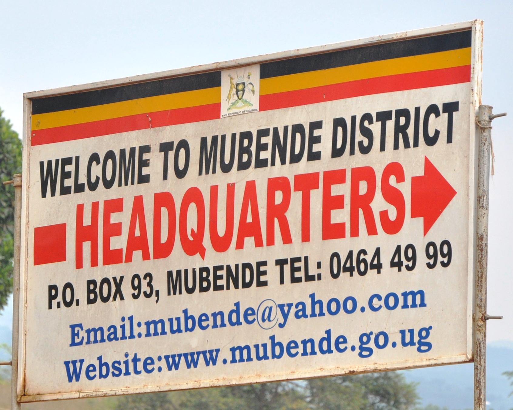 mubende district